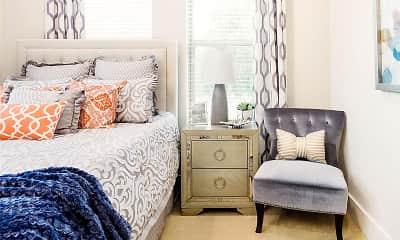 Bedroom, Avanti Senior Living at Augusta Pines, 2
