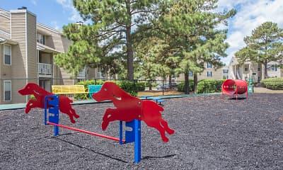 Playground, Chase Arbor, 2