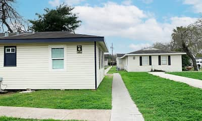 Building, Legacy Apartment Homes, 2