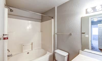 Bathroom, Fox Run, 2