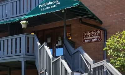 Building, Pebblebrook Apartments, 1