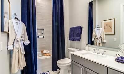 Bathroom, The Ashley Gables Buckhead, 2