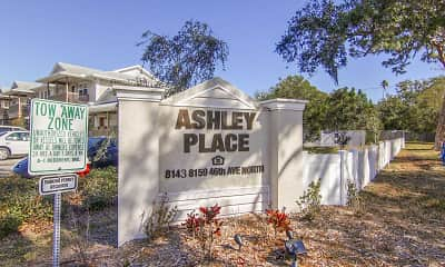 Community Signage, Contemporary Housing Alternatives of Florida, Inc- Ashley Group, 2