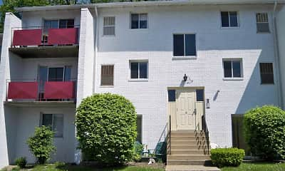 Building, Hillcrest Apartments, 1