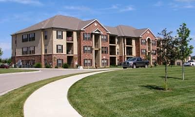 Building, Highland Ridge Apartments, 1