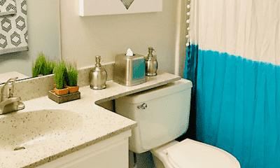 Bathroom, Willow Creek North Ridge, 2