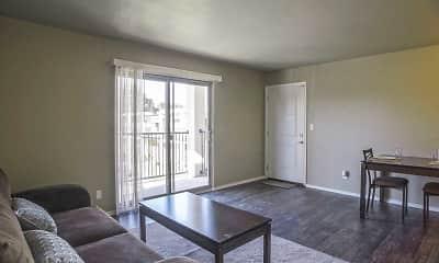 Living Room, The Terraces at Lakehurst, 1