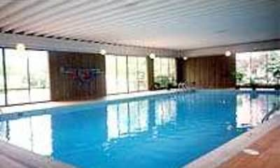 Pool, Rockside Park Towers, 2