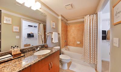 Bathroom, Siena Park, 2