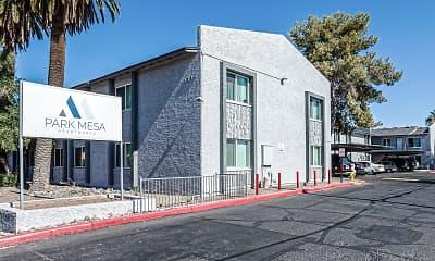 Building, Park Mesa, 0