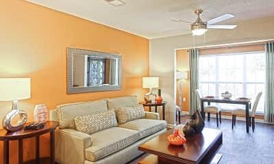 Living Room, Andover Park, 1