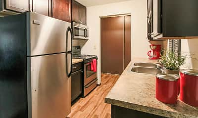 Kitchen, Glen Pond Apartments, 0