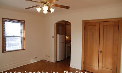 Bedroom, 2738 North Pine Grove, 0