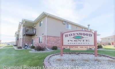 Community Signage, Havenwood Pointe Apartments, 1