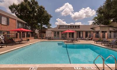 Pool, The Oaks of Timbergrove, 1