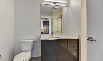 Bathroom, Viridian on Sheridan, 2