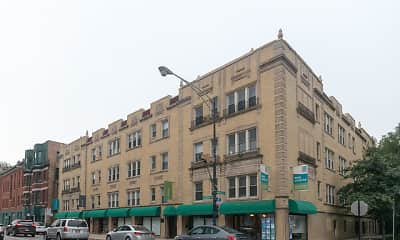 Building, 1215 W. Diversey, 0