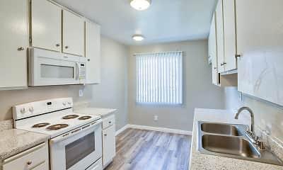 Kitchen, Citrus Park Apartment Homes, 1