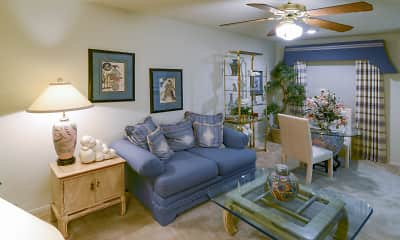 Living Room, Woodchase, 0