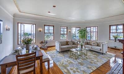 Living Room, Los Altos, 0