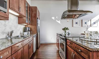 Kitchen, 77006 Luxury Properties, 1
