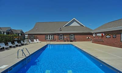 Pool, Somerset Place Apartments, 0