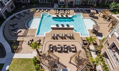 Pool, 77054 Luxury Properties, 0