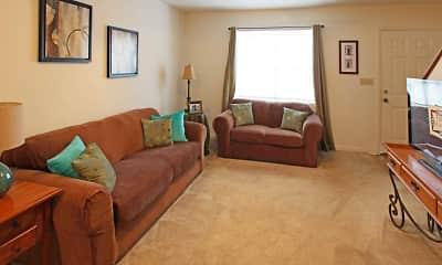 Living Room, Castlewood, 1