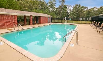 Pool, Livingston Oaks, 0