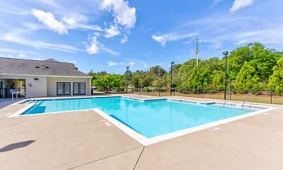 Pool, Ashton Mill, 1