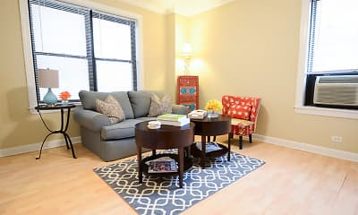 Living Room, 18 E. Elm, 2