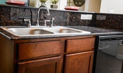 Kitchen, Arlington West, 1