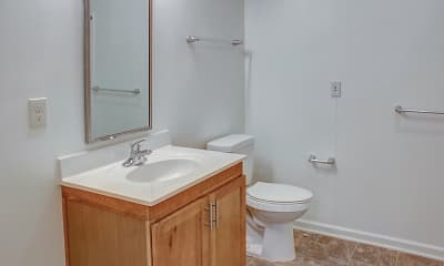 Bathroom, Fieldstone, 2