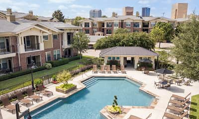 Pool, The Village Dallas, 1