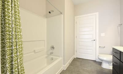 Bathroom, Avery Pointe, 2