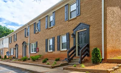 Building, Charlotte 360 Townhomes & Apartments, 1