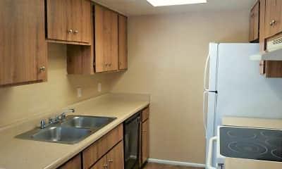 Kitchen, Hayden Lane, 1