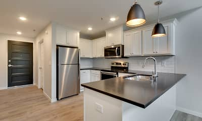 Kitchen, The Edition at South Shore Landing, 0