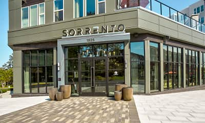 Patio / Deck, Sorrento Apartments, 2