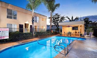 Pool, Pine Vista, 1