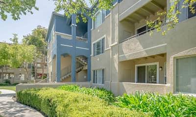Building, Alborada Apartments, 1