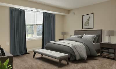 Bedroom, Woodfield Commons, 1