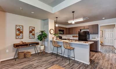 Dining Room, Apex Villas Apartments, 1