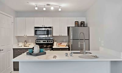 Kitchen, Henley at Kingstowne, 0