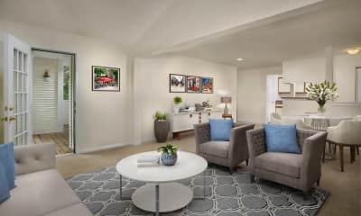 Living Room, Seneca Club, 1