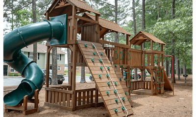 Playground, Village Square Apartments, 1