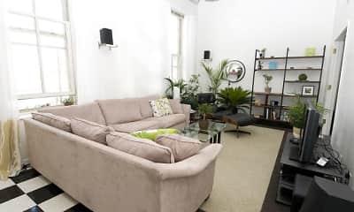 Living Room, St. Anthony Historic, 2