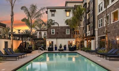 Pool, Avalon Cerritos, 0