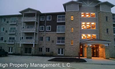 Building, Riverview Place Condos, 0
