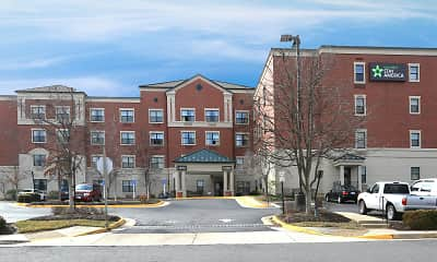 Building, Furnished Studio - Washington, D.C. - Fairfax - Fair Oaks Mall, 0